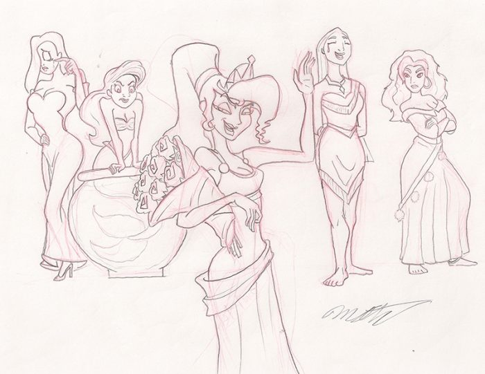 Disney Treasure 5